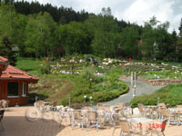 Kräutergarten in Altenau