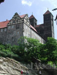 Stiftsburg in Quedlinburg