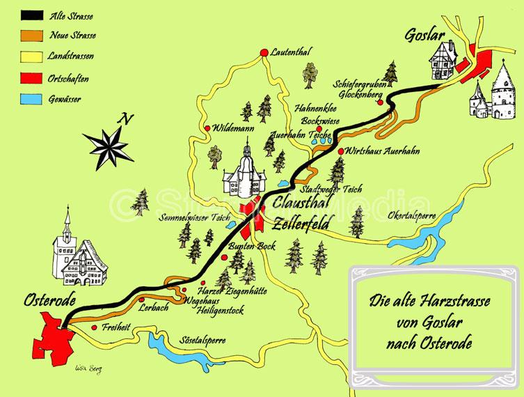 Wandern in Harz